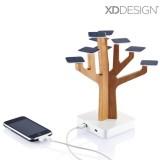 Suntree 树形太阳能充电器